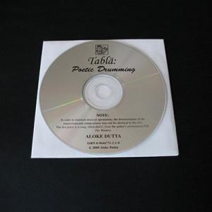 Tabla: Poetic Drumming   CD Only