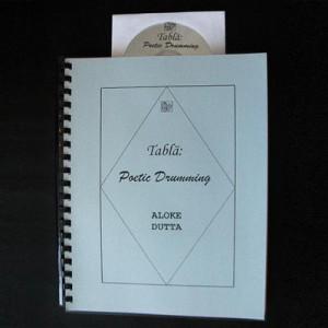 Poetic Drumming Tabla Book