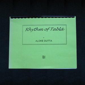 Aloke Dutta | Rhythm of Tabla Book